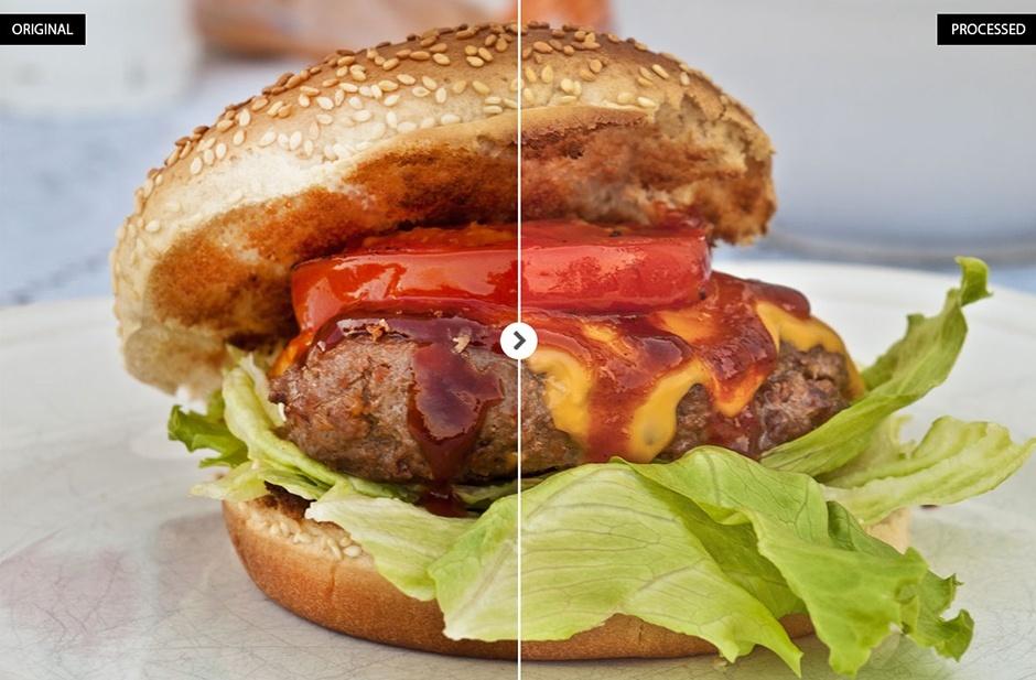 10 Food Lightroom Presets Ver. 2