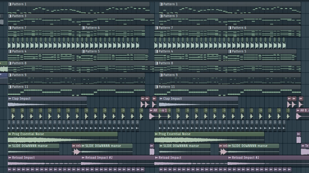FLP Dubvision Template [Label-Ready] [Armada/Protocol]