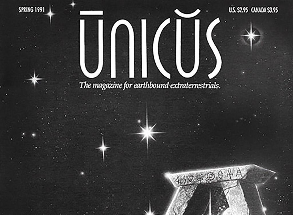 UNICUS Magazine Issue 3