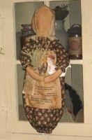 #440 prairie doll bag holder e pattern