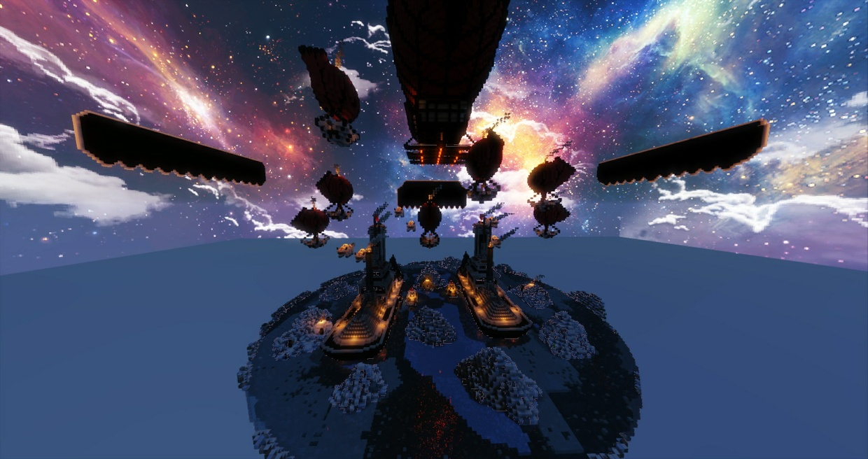 LEGENDARY SERVER SPAWN WITH FLYING CATS (2018) (NEW) (CHEAP) (BEST SELLER)