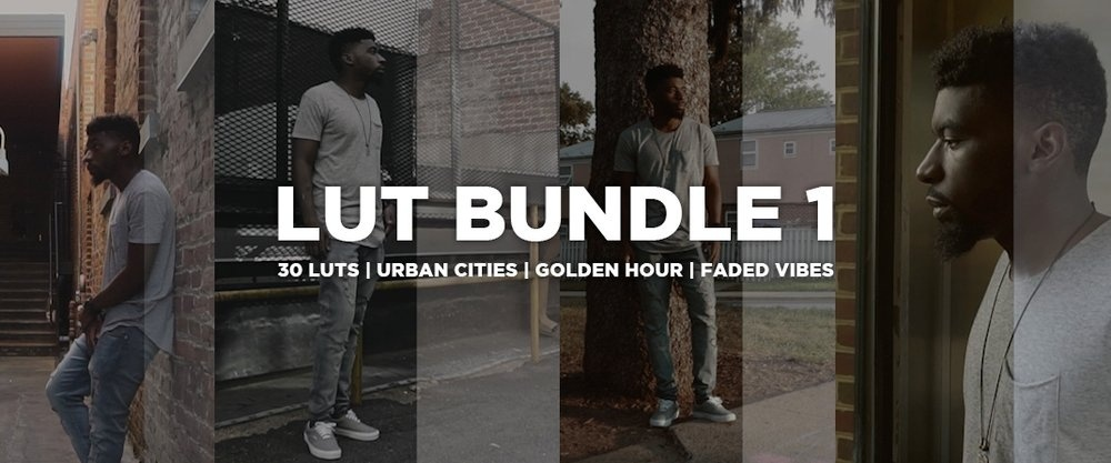 LUT Bundle 1