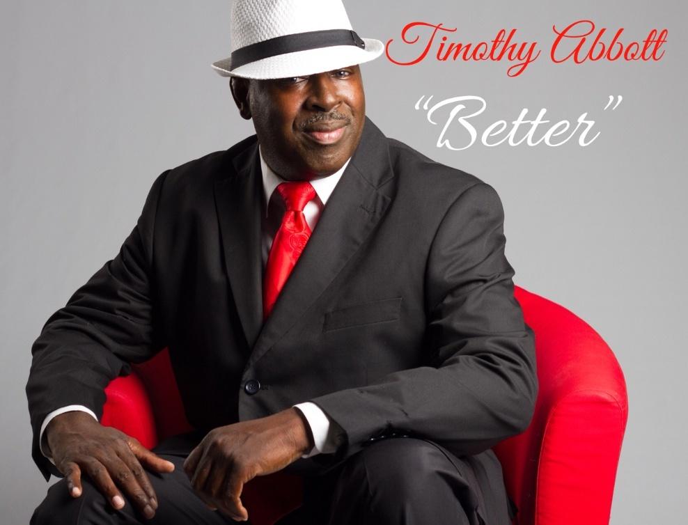 "New Single by Timothy Abbott - ""BETTER"" Pre - Order"