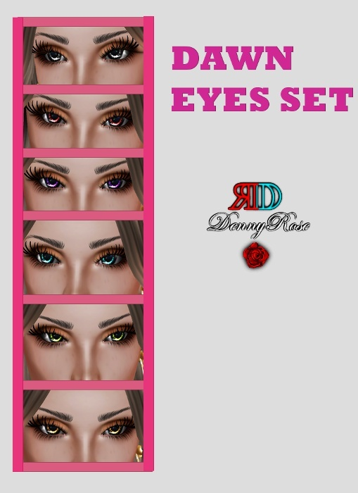 DAWN EYES SET