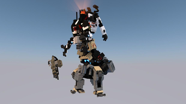 MC Legion Rig (Titanfall2)(#FD)