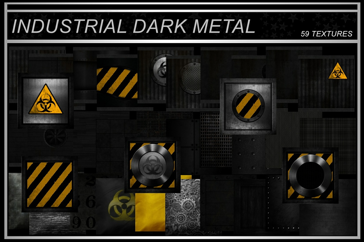 INDUSTRIAL DARK METAL