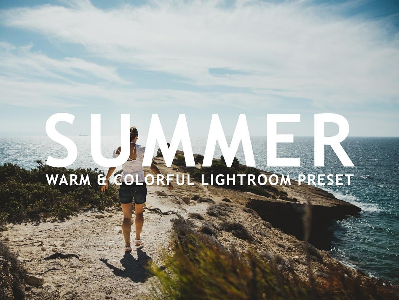 SUMMER LR Preset