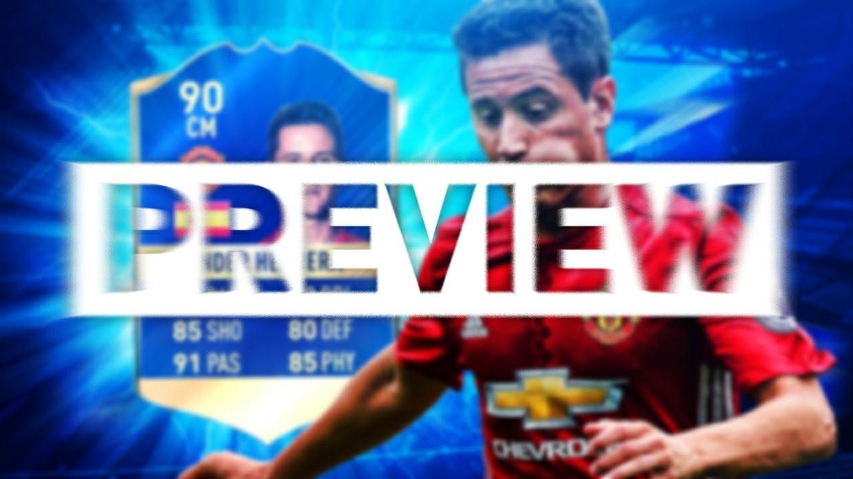 FIFA 17 TOTS ANDER HERRERA THUMBNAIL TEMPLATE