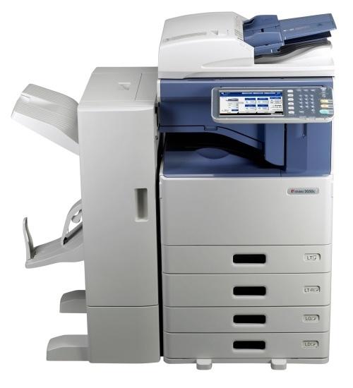 Toshiba e-STUDIO 2555CSE/3055CSE/3555CSE/4555CSE/5055CSE MULTIFUNCTIONAL DIGITAL COLOR SYSTEM Manual