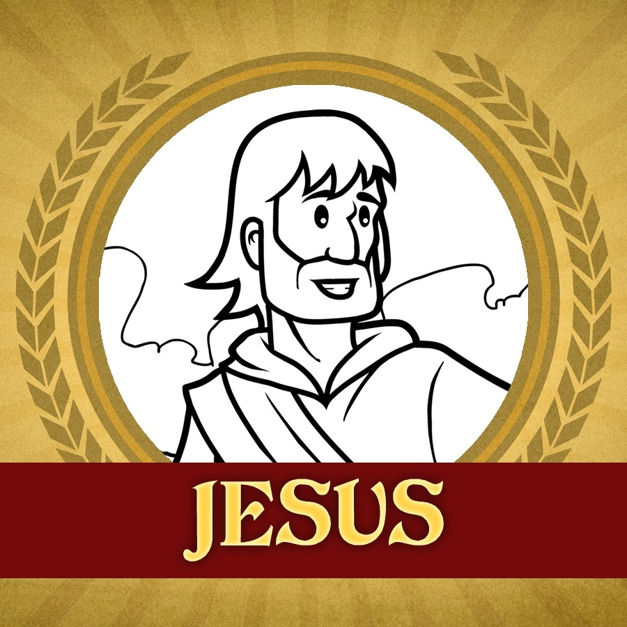 The Heroes of the Bible: Jesus