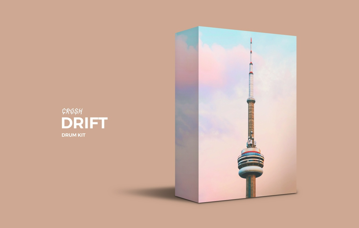 CROSH - Drift (Drum Kit)