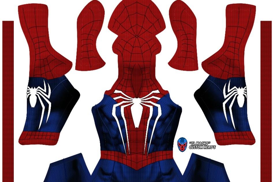Insomniac Spider-man PS4 V2