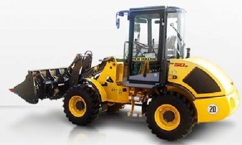 New Holland W50TC W60TC W70TC W80TC COMPACT WHEEL LOADER Service Repair Manual
