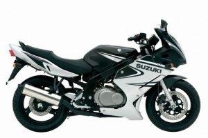 SUZUKI GS500E MOTORCYCLE SERVICE REPAIR MANUAL 1989-1999 DOWNLOAD
