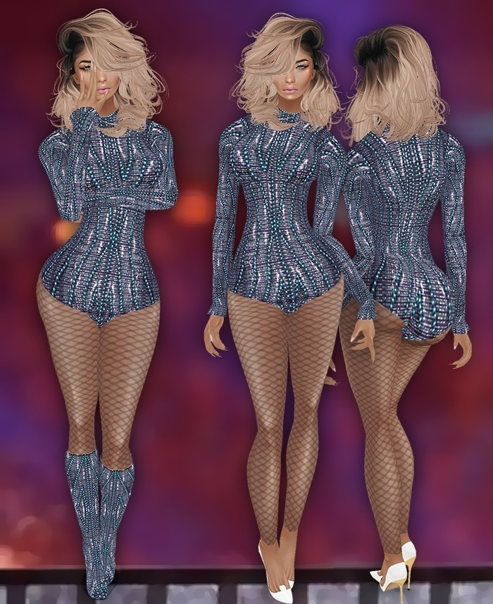 Gaga Superbowl Inspired Collection - RESELLS RIGHTS