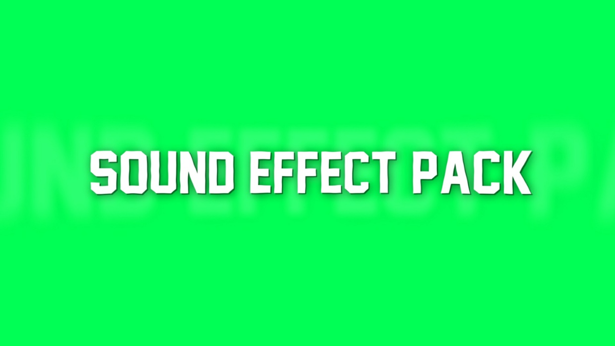 Sound Effect Pack