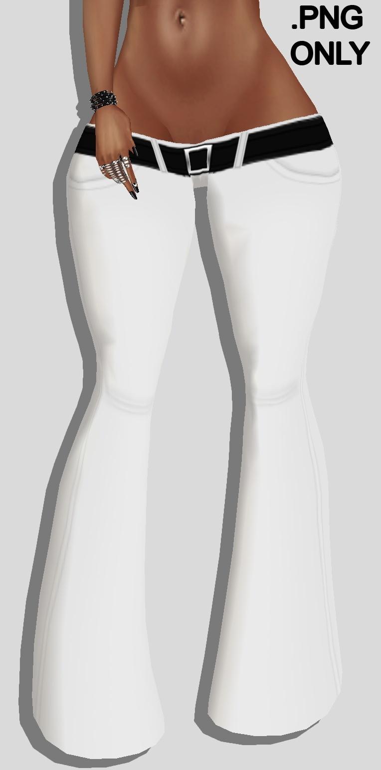 White Low Rider Pants Sizes RLS , RL , RLL