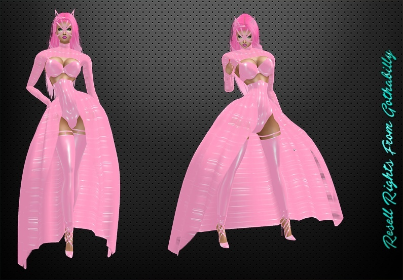 Vanity Pink Package Catty Only!!!