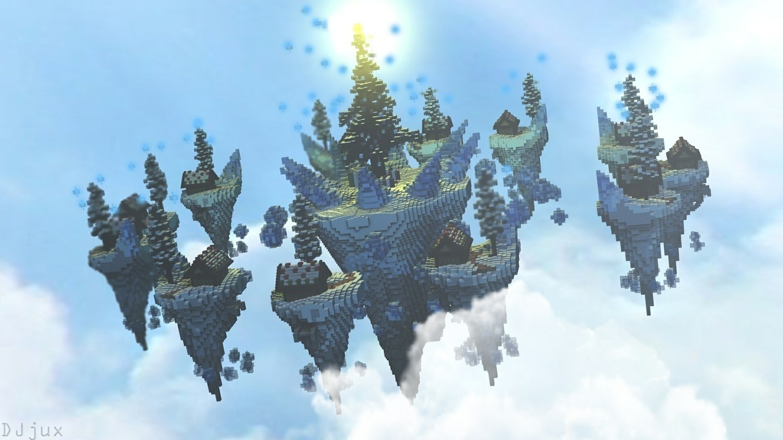 SkyWars Map - Winter