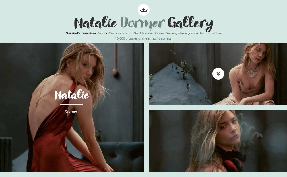 Nat Dormer Coppermine Gallery Theme