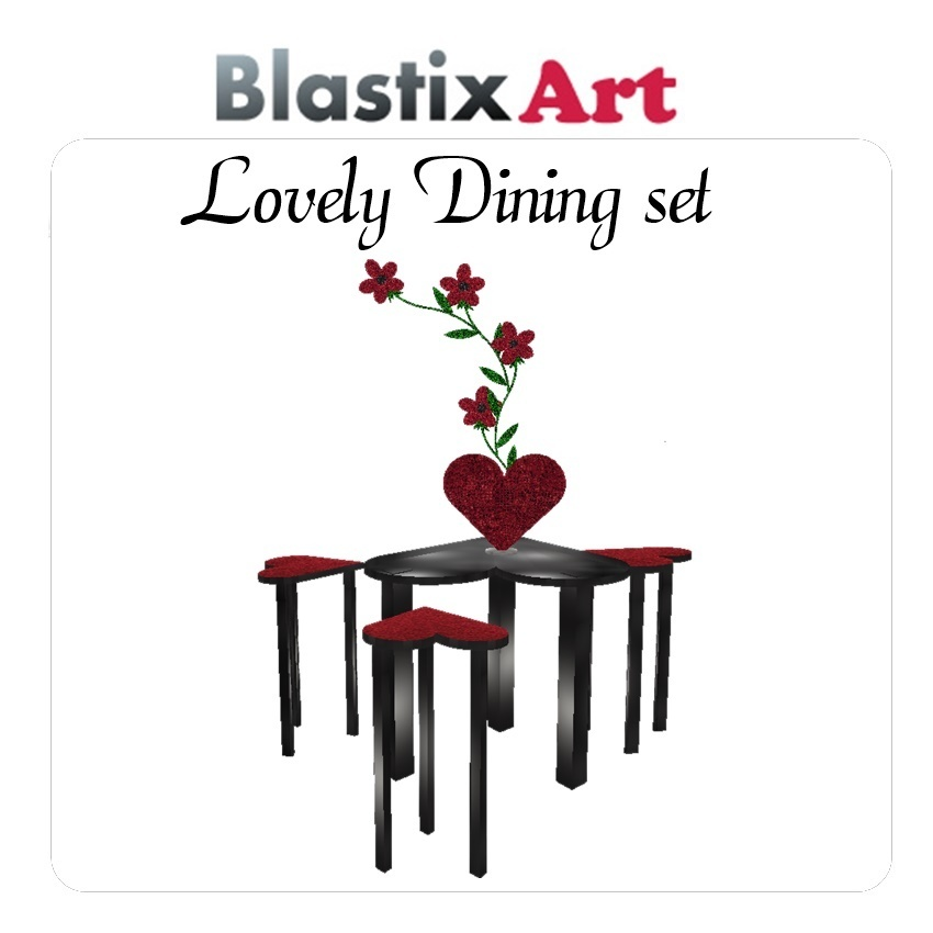Lovely dining set