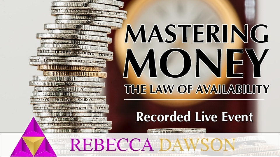 Mastering Money - The Law of Availability