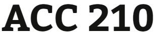 ACC 210 Week 4 QuickBooks® Online Training Module 4: Exploring QuickBooks Online Accountant