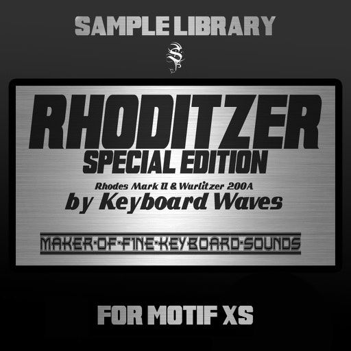 """""""Rhoditzer"""" Special Edition converted for XS"""