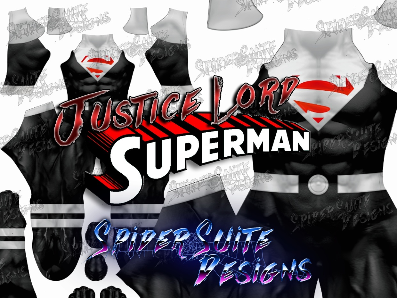 Lord Superman 2017 Pattern