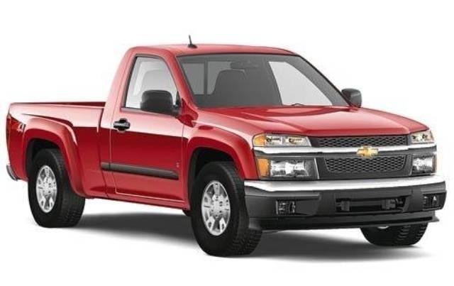 Chevrolet Colorado 2006 2007 2008 2009 2010 Repair Manual