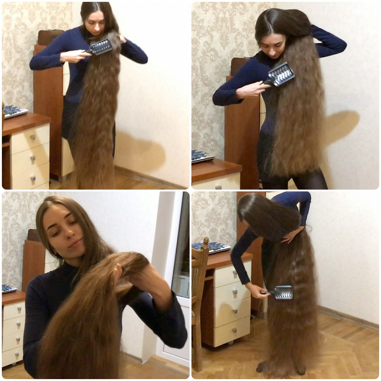 VIDEO - Sliding through silk