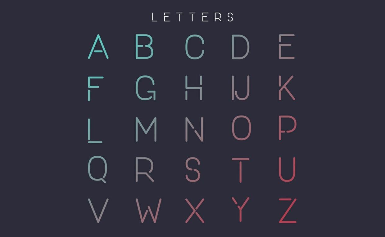 OneDay Font