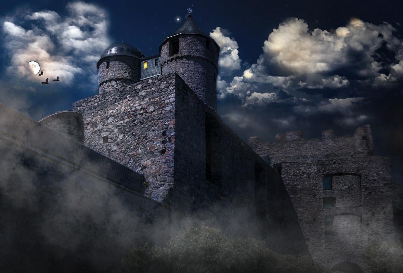 Mysterious Castle (Music)
