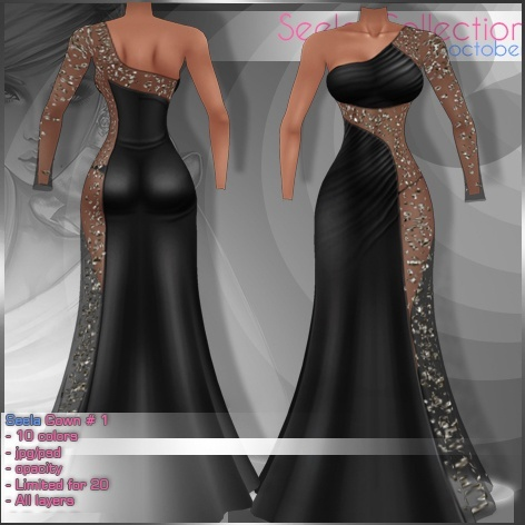 2014 Seela Gown # 1