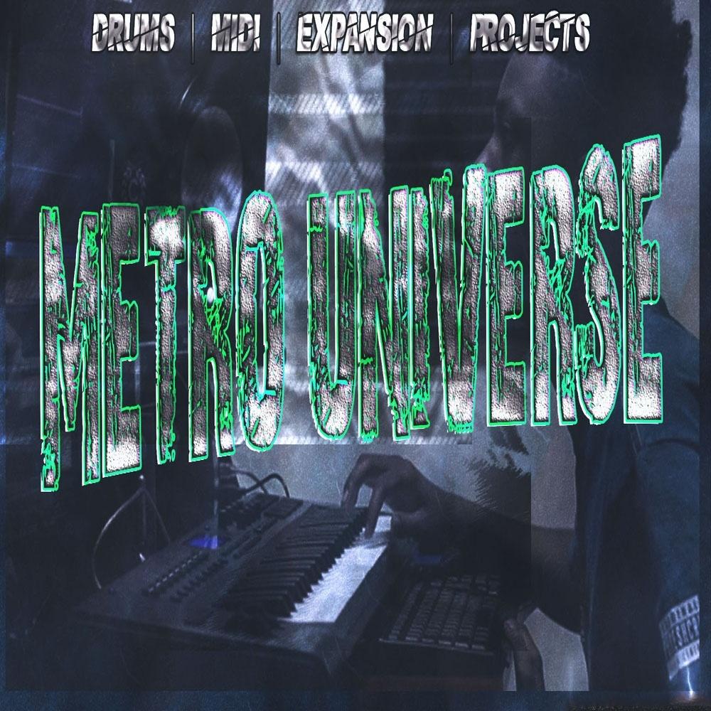 SOUNDKIT - METRO UNIVERSE  / MIDI / 5 FLP / EXPANSIONS