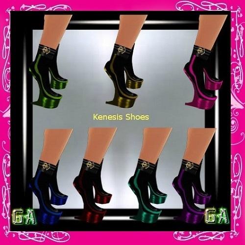 Kenesis PVC Shoes