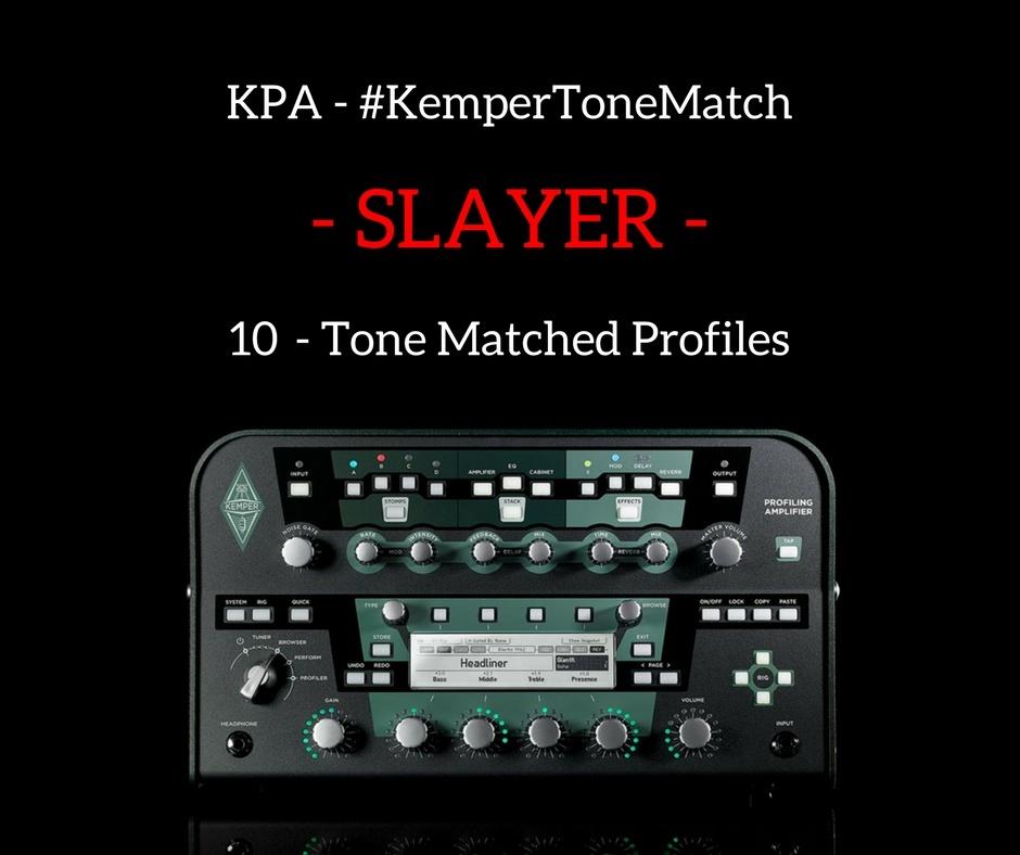 Kemper - Slayer Profiles (KPA)
