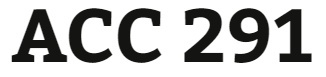 ACC 291 Week 3 Practice Quiz