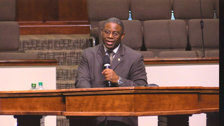 "Rev. Fonzell Marsh 12-10-17pm "" Surrender to the Spirit of Worship... "" MP3"