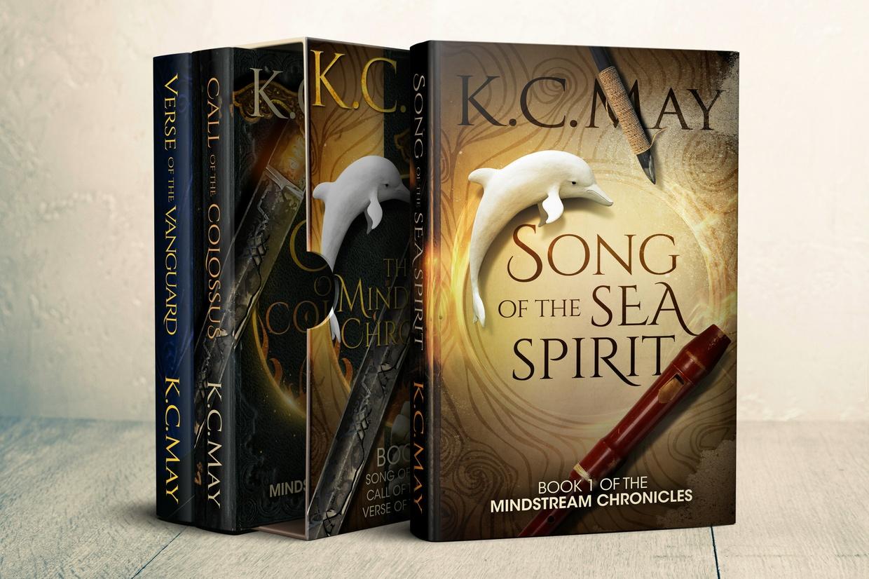 The Mindstream Chronicles Box Set 1: Books 1-3 (Kindle)
