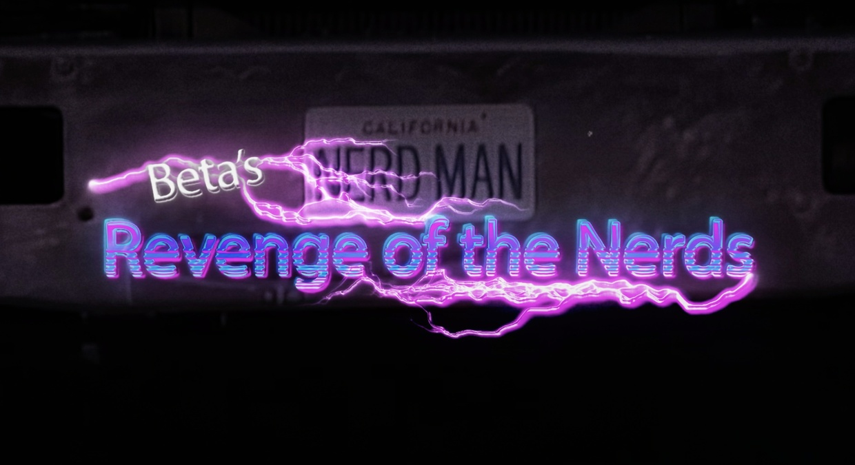 """AE Project File: """"Beta's Revenge of the Nerds"""" Edit"""