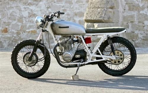 KAWASAKI KZ440 MOTORCYCLE SERVICE REPAIR MANUAL 1980-1982 DOWNLOAD