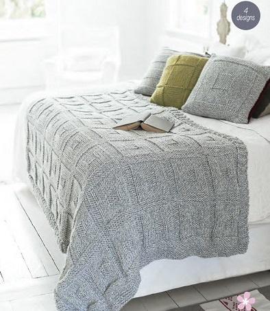 Nordic Throw & Pillows