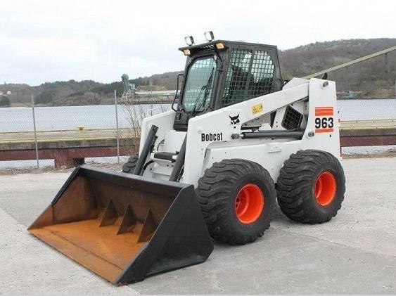 Bobcat 963 Skid Steer Loader Service Repair Manual (S/N 562215001, 566515001 & Above )