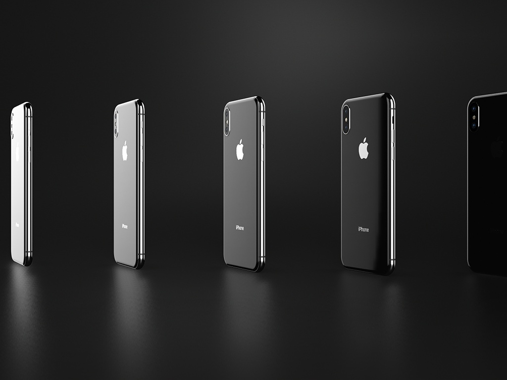 iPhone X After Effects Template