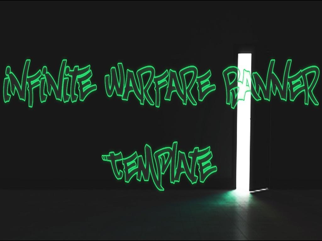 Infinite Warefare Banner