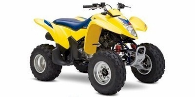 SUZUKI LT-Z250 QuadSport All Terrain Vehicle Service Repair Manual 2004-2009 Download