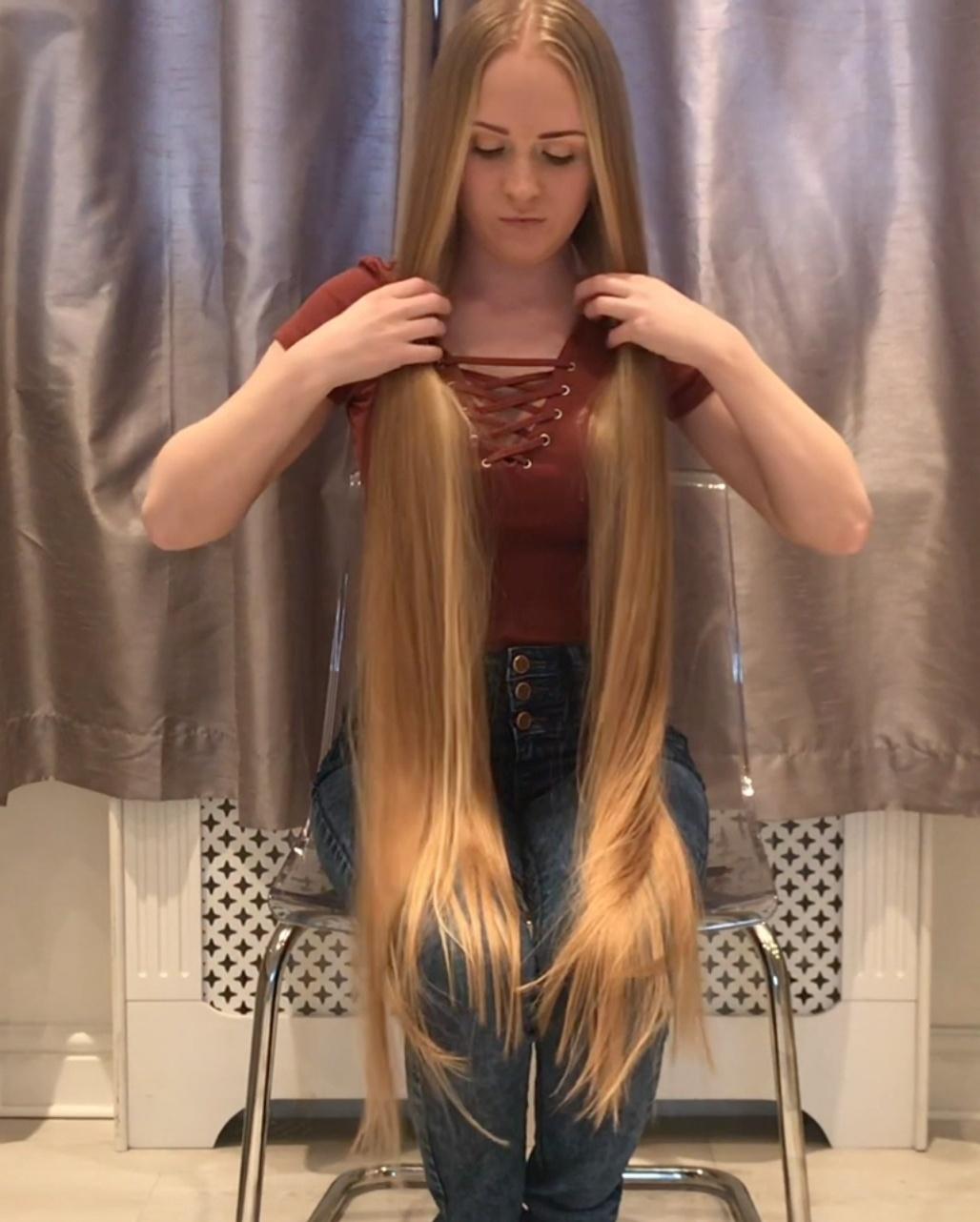 VIDEO - Lianne´s double braids