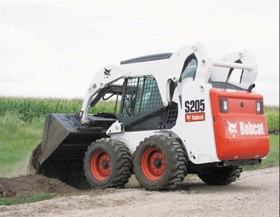 Bobcat S205 Skid - Steer Loader Service Repair Manual DOWNLOAD (S/N 530511001 - 530559999... )