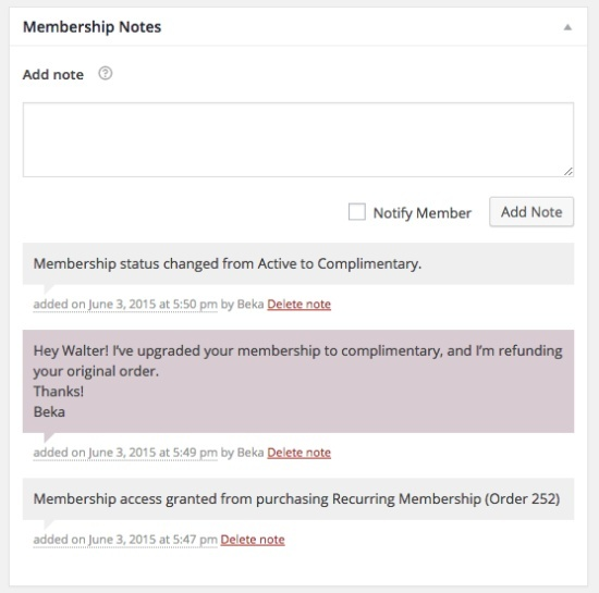 WooCommerce Memberships 1.8.5 Extension